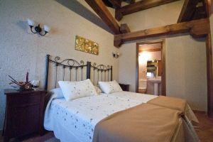 Habitación Casa rural Abuelo Regino