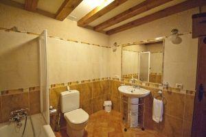 Baño Casa rural Abuelo Regino