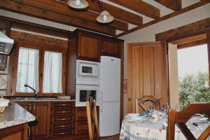 Cocina Casa rural Abuelo Regino