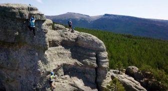Vía Ferrata en Duruelo de la Sierra