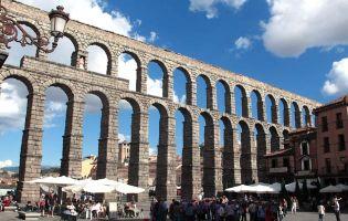 Imágenes del Acueducto de Segovia