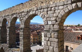 Turismo familiar en Segovia - Acueducto de Segovia