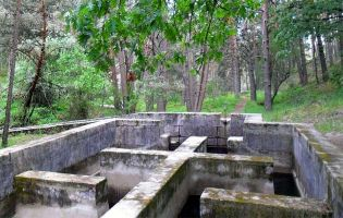 Tramos del Acueducto de Segovia