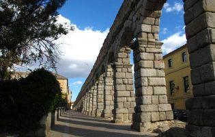 Arcos del Acueducto de Segovia