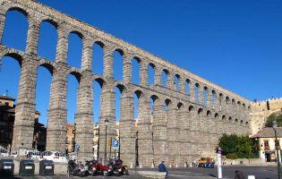 Visitas al Acueducto de Segovia