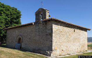 Ermita románica - Ayuelas