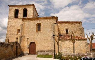 Iglesia de Villanueva Soportilla