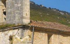 Iglesia de Valverde de Miranda