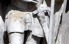 Diergo Poncelos - Arco de Santa María