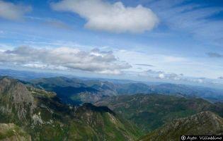 Ruta al Pico Cornón por Lumajo