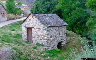 Molino - Pobladura de la Sierra
