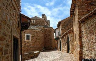 Arquitectura tradicional - Castrillo de los Polvazares