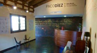 Visita Museo Paco Díez