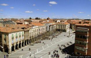 Plaza de Santa Teresa - Ávila