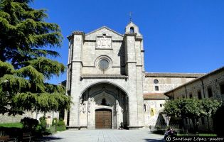 Monasterio de Santo Tomás - Ávila