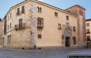 Palacio de Valderrábanos - Ávila
