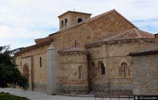 Iglesia de San Andrés - Ávila