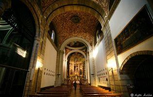 Convento de San Antonio - Ávila