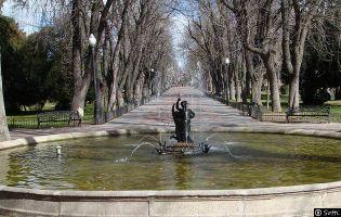 Parque de San Antonio - Ávila