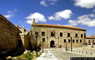 Palacio de Núñez Vela - Ávila