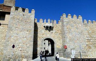 Puerta de la Santa - Ávila