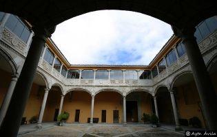 Palacio de Bracamonte - Ávila