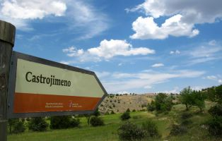 Camino de Las Escaladas - Castrojimeno - Segovia