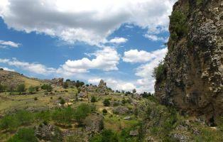 Cortados Calizos - Picachos - Castrojimeno