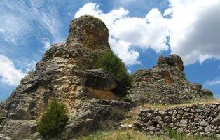 Senda del Barranco de la Hoz y el Cañón de Valdehornos - Castrojimeno - Segovia