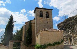 Iglesia de Nuestra Señora de la Esperanza - Castrojimeno