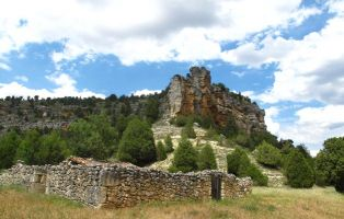 Tenadas - El Cañón de Valdehornos - Segovia
