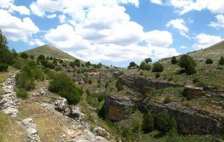 Mirador de Las Duernas - Senderismo Segovia