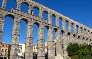 Ruta por Segovia - El Barrio de los Caballeros