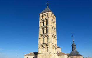 Qué visitar en Segovia - Iglesia de San Esteban