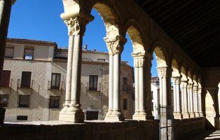Ruta Monumentos Segovia - Iglesia de San Esteban