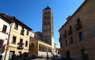 Torres románicas - Iglesia de San Esteban - Segovia