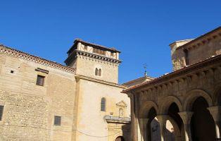 Monasterios en Segovia - Torre de Hércules