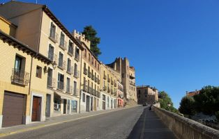 Qué hacer en Segovia - Ruta por el Barrio de los Caballeros