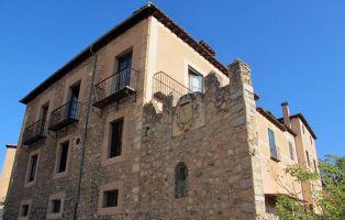 Palacios y Casonas e Iglesias en Segovia