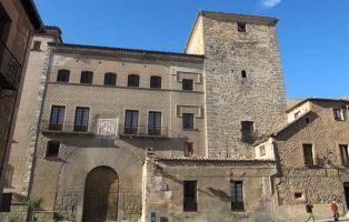 Lugares de interés y Monumentos en Segovia