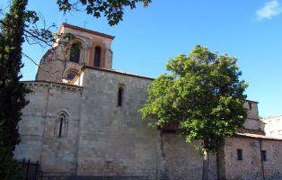 Iglesias en Segovia - Iglesia de San Juan de los Caballeros