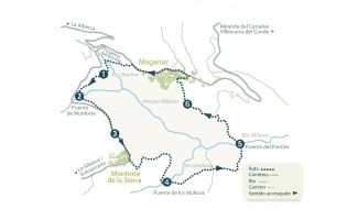 Camino del Agua - Monforte de la Sierra