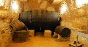 Bodega Aula de Interpretación del Vino - Mucientes