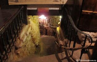 Visitar las bodegas subterráneas de Aranda de Duero - Acceso