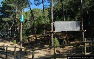 Parque de Aventuras en los Árboles - El Risquillo