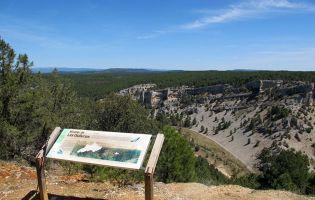 Mirador de las Gullurías - Cañón del Río Lobos