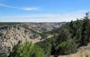 Senderismo Cañón del Río Lobos