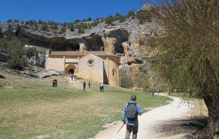 Ermita de San Bartolomé - Cañón del Río Lobos