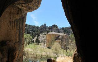 Cueva de San Bartolomé - Cañón del río Lobos