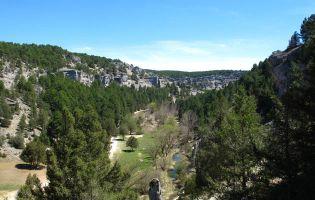 El Balconcillo - Cañon del río Lobos